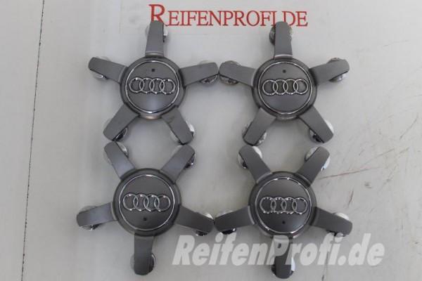 Original Audi Q7 Nabendeckel Radnabendeckel Felgendeckel 4L0601165 4 Stück RN9