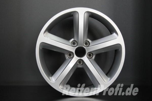 Original Audi A4 8E B7 Facelift Avant Felgen Satz 8E0601025AQ 17 Zoll 451-A1