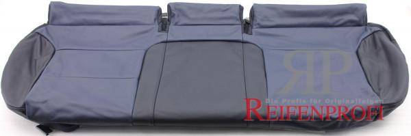 Original Audi A3 S3 8P Sitzbezug Leder Bezug indigo tintenblau 8P0885405BH QPN NEU P1