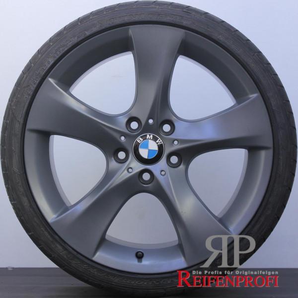 Original BMW 7er Serie F01 F02 F03 21 Zoll Sommerräder VA: 8,5J+245 & HA:10J+275 TM-P