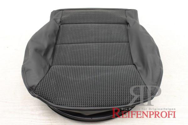 Original VW Passat 3B 3B0881405BR KNX Sitzbezug Bezug Leder Kunstleder NEU