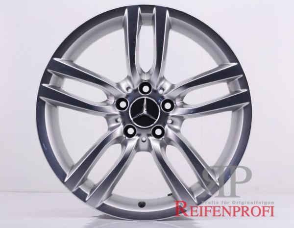 Original Mercedes SL-Klasse W231 18 Zoll Einzelfelge A2314011002 8,5x18 ET35,5 PE338 378-B