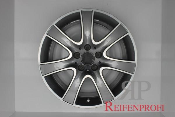 Original Mercedes W222 S-Klasse Einzelfelge A2224011102 18 Zoll 457-E8