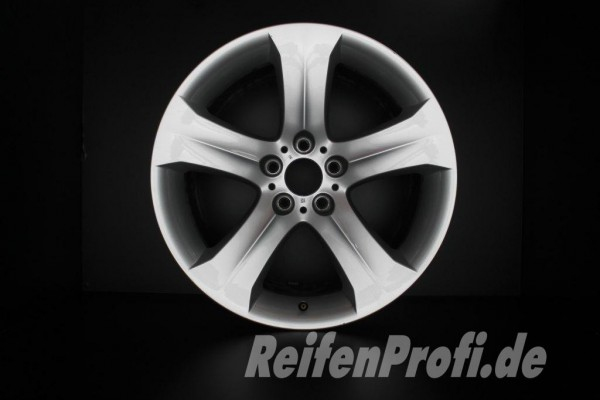 Original BMW X6 E71 E72 Hybrid Hinterachse Einzelfelge 6778587 19 Zoll 345-CE3