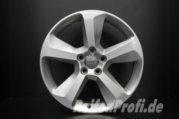 Original Audi Q3 8U Felgen Satz 8U0601025AB 18 Zoll 621-B1