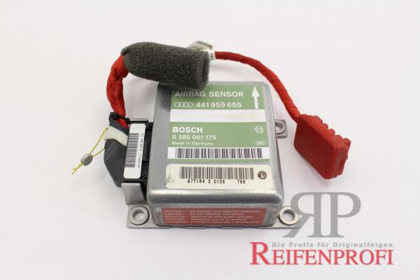 Original Audi 100 200 80 90 Coupe Steuergerät für Airbag 441959655 Bosch 0285001175 NEU