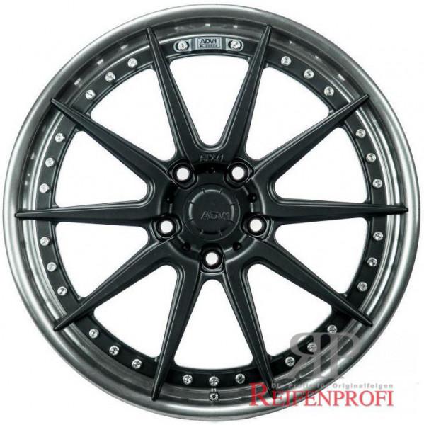 """Original ADV1 Felgen Satz Bugatti Veyron 11Jx20 & 12,5x21 Unikat 20"""" & 21"""" Zoll"""