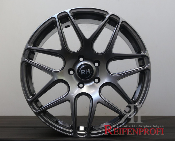 RH Alurad RB11 BMW X3 X4 5er X MINI Pacemann 5x120 20 Zoll Felgen Satz 816-C