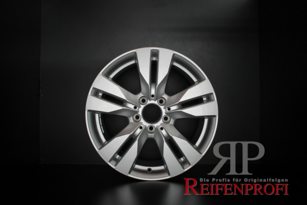 Original Mercedes E-Klasse W207 Einzelfelge A2074010202 17 Zoll PE294 378-B