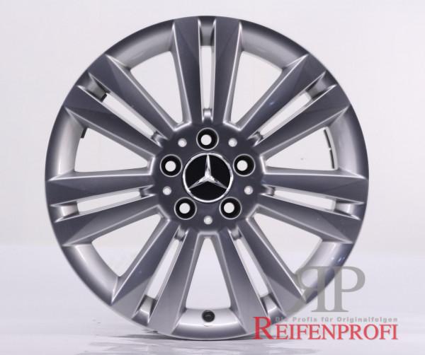 Original Mercedes B-Klasse W246 A2464010602 Einzelfelge 17 Zoll MT200