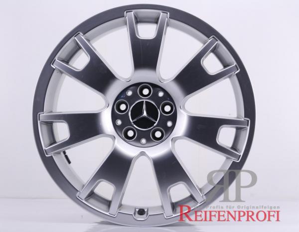 Original Mercedes GLK-Klasse X204 Einzelfelge A2044015302 19 Zoll MT264