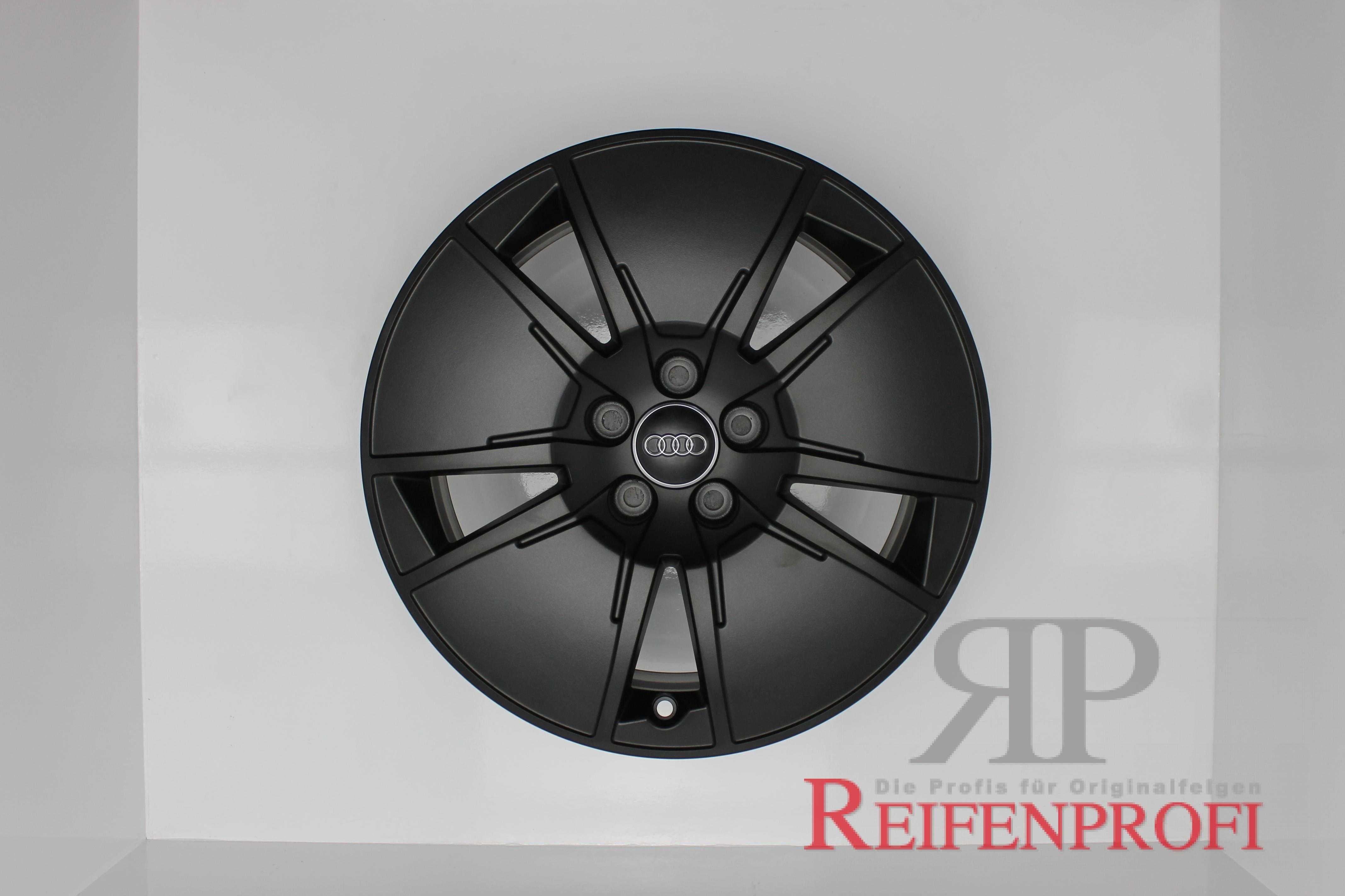 original audi a1 8x sportback 8xa601025c felgen satz 16. Black Bedroom Furniture Sets. Home Design Ideas