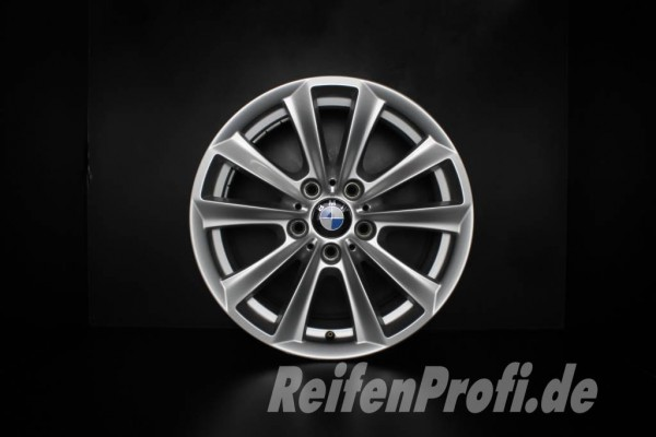 Original BMW 5er F06 F10 F11 F12 6780720 Felgen Satz Sty.236 17 Zoll 1320-C