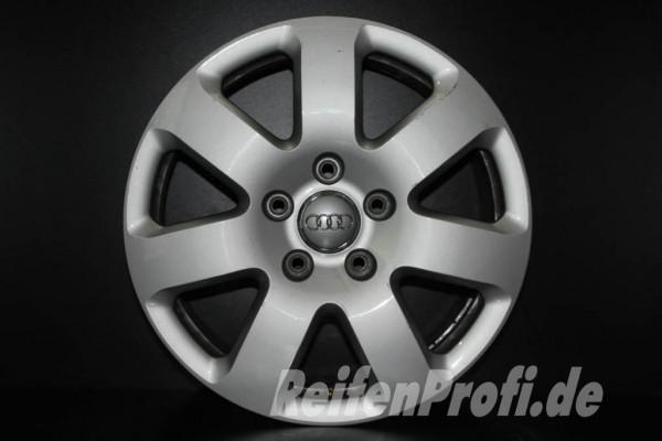 Original Audi Q7 4L V12 TDI Felgen Satz 4L0601025A 18 Zoll 615-B4