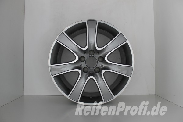 Original Mercedes W222 S-Klasse Einzelfelge A2224011102 18 Zoll 1349-B67