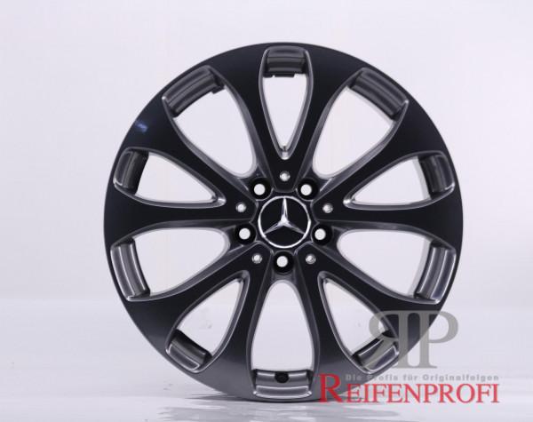 Original Mercedes Benz GLC-Klasse X253 A2534011500 Einzelfelge 18 Zoll MT164