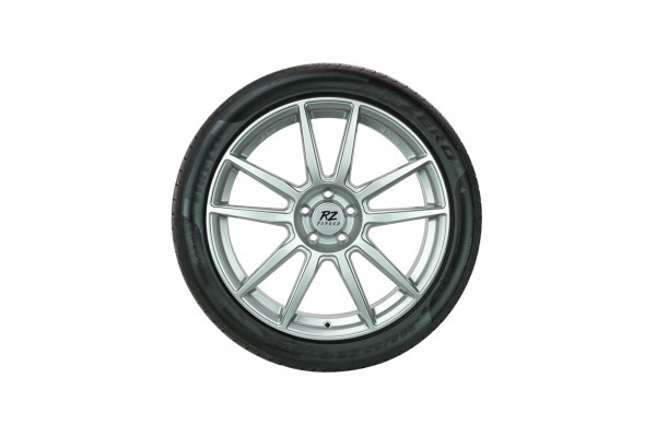 Mercedes Benz CLA 117 19 Zoll Sommerräder Levella RZ1 S
