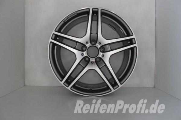 Original Mercedes SLS-Klasse AMG W197 A1974010202 Einzelfelge 19 Zoll 496-C