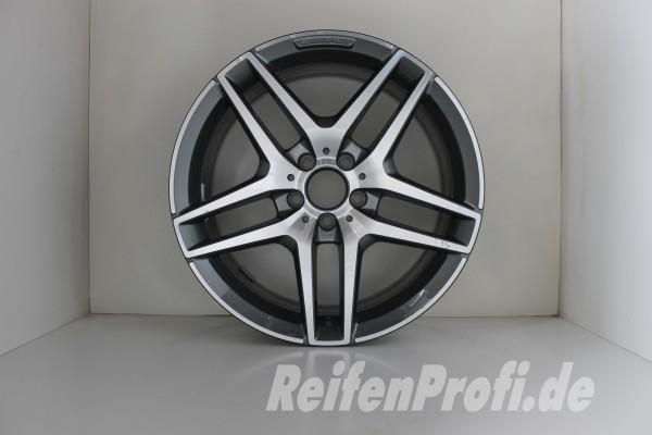 Original Mercedes AMG S-Klasse W222 A2224010000 Einzelfelge 19 Zoll 499-C