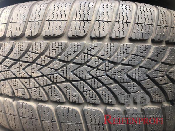 Dunlop Winter Sport 4D 255/40 R18 99V MO Winterreifen DOT 17 6,5mm 63-A