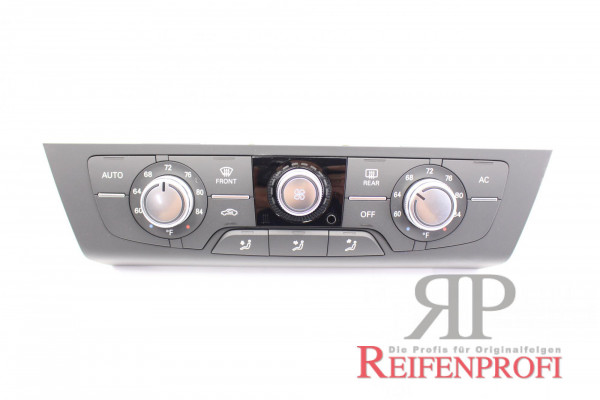 Bedienung Anzeigeeinheit Klimaanlage Original Audi A7 Sportback 4G0820043CK NEU