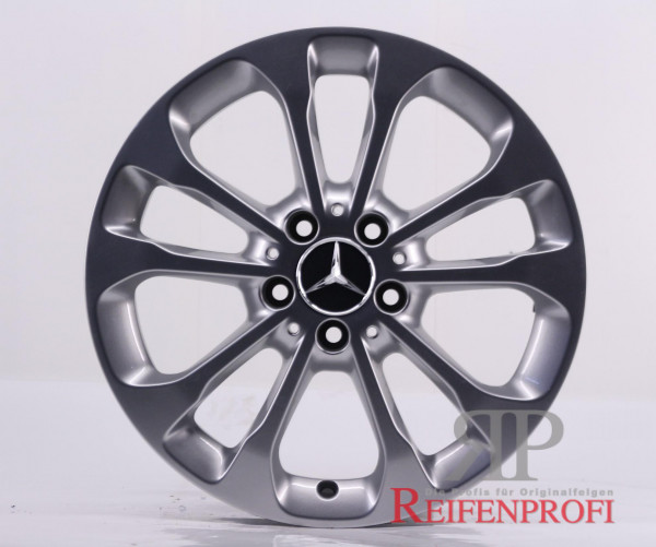 Original Mercedes GLA X156 A1564011700 Einzelfelge 17 Zoll MT216