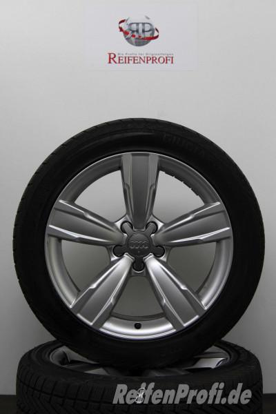 Original Audi A4 S4 8K B8 Allroad 8K0601025BM Winterräder 18 Zoll 749-D