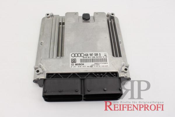 Steuergerät Dieselmotor 4G0907589B Bosch Original Audi A7 4G ab 2015 NEU