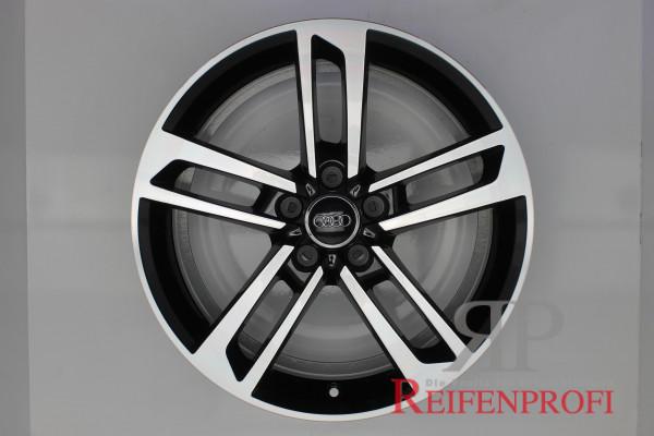 Original Audi TT TTS 8S S Line 8S0601025E Felgen Satz 18 Zoll 422-B3