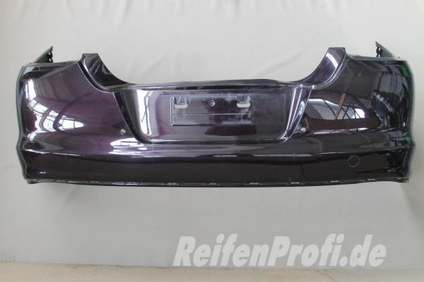 Original Porsche Panamera 970 Facelift Heckschürze 970.505.411.00 lilametalik