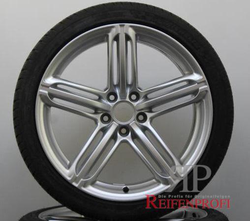 Original Audi A5 S5 8T Sportback Cabrio 8T0601025DD/CB Winterräder 19 Zoll