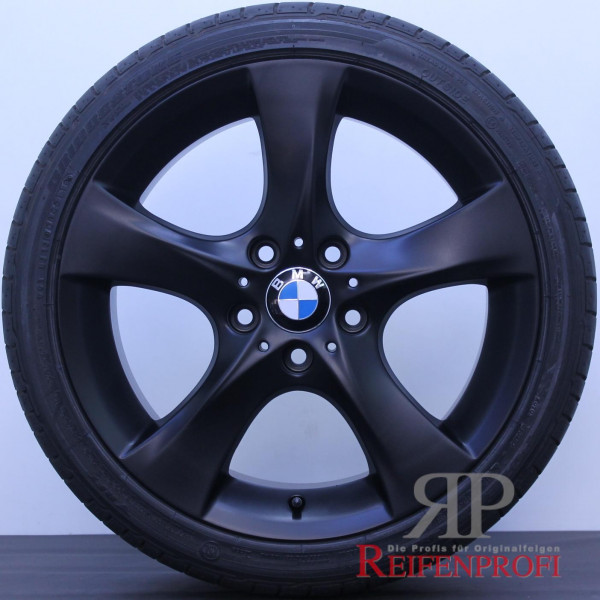 Original 19 Zoll BMW 3er Serie 8Jx19ET37 & 9Jx19ET39 Sommerräder 225+255 SM-H RPE905
