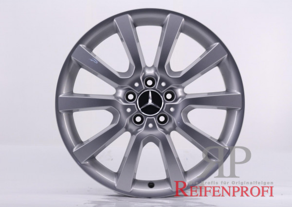 Original Mercedes W164 M-Klasse Einzelfelge A1644014702 19 Zoll MT151
