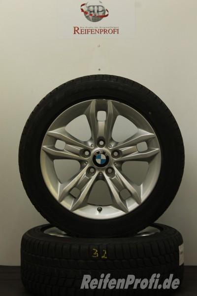 Original BMW X1 E84 6789142-13 Styling 319 Winterräder 17 Zoll 1290-B