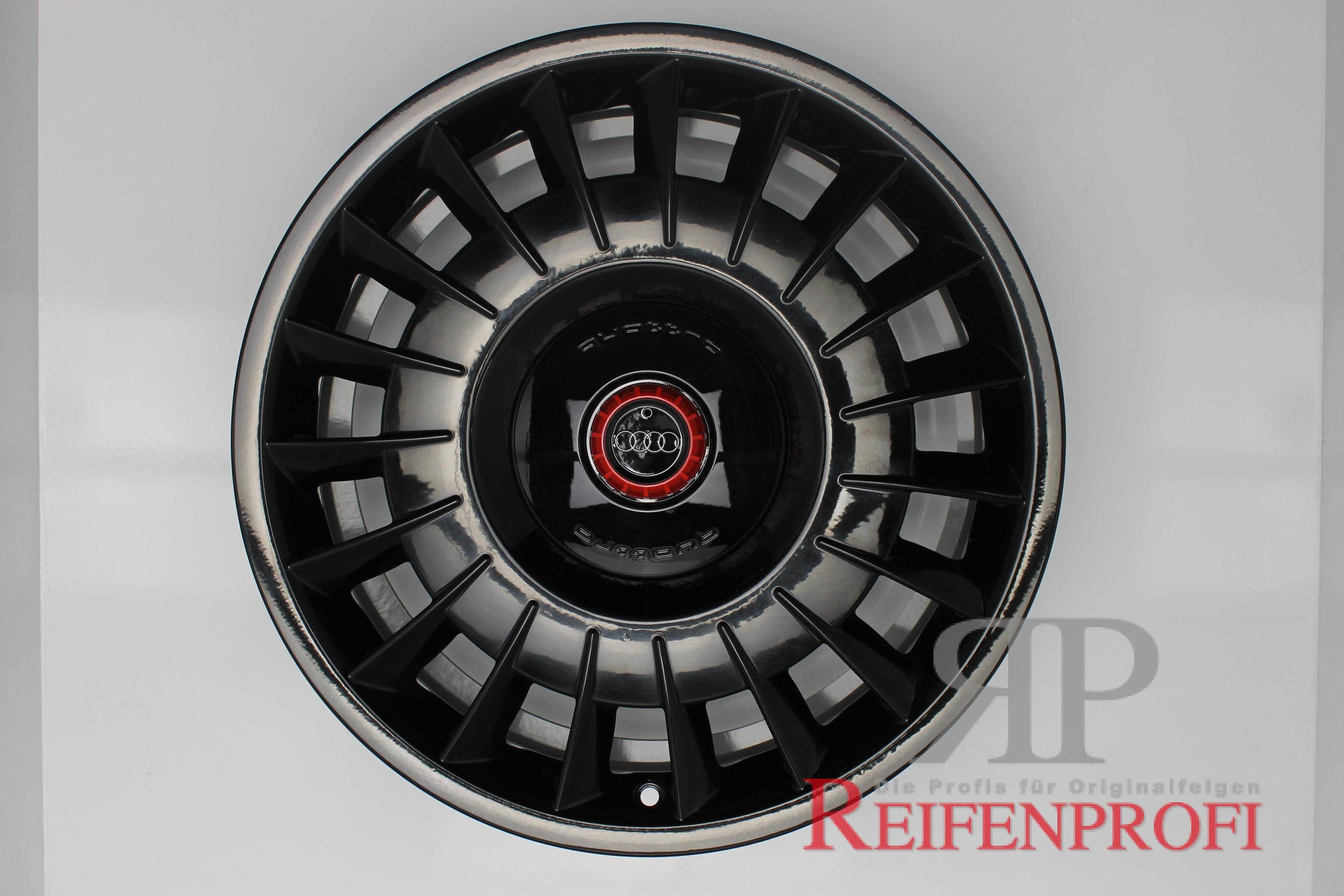 original audi a1 quattro 8x s line felgen satz 8x0601025ag. Black Bedroom Furniture Sets. Home Design Ideas