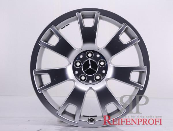 Original Mercedes GLK-Klasse X204 Einzelfelge A2044015302 19 Zoll MT18