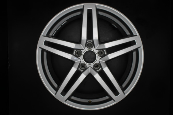 Original Audi A6 4G S-Line Einzelfelge 4G0601025CP 18 Zoll 474-C6
