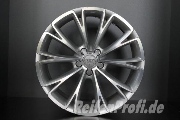Original Audi A8 4H Felgen Satz 4H0601025G 19 Zoll 739-A3