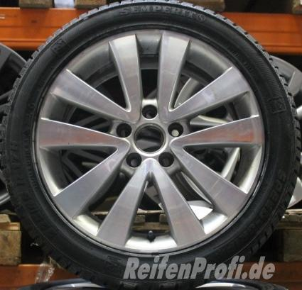 Original VW Golf 5 1K 5K 1T Touran 5K0601025K Winterräder Porto 17 Zoll 305-D