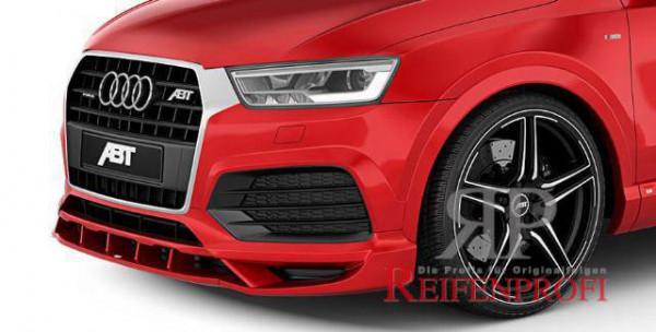 ABT Audi Q3 8U058006110 Frontschürzenaufsatz S-Line NEU 361-B