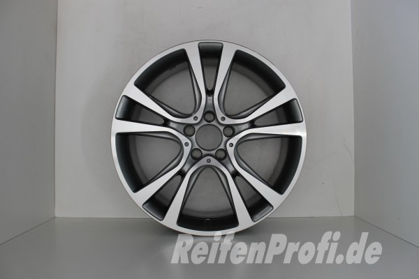 Original Mercedes W207 E-Klasse Einzelfelge A2074011902 19 Zoll PE976 479-C