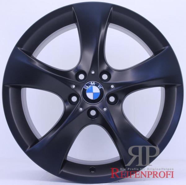 Original BMW 19 Zoll 3er E90 E91 Felgen Styling 311 8 & 9x19 Schwarz matt RPE903