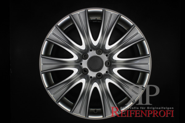 Original Mercedes W222 S-Klasse A2224010902 Einzelfelge 18 Zoll 1255-C12