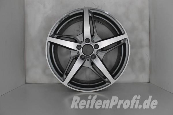 Original Mercedes AMG GT S C190 A1904010100 Einzelfelge 19 Zoll 1015-E3