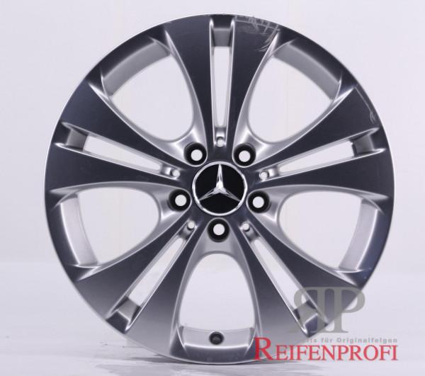 Original Mercedes B-Klasse W246 A2464010800 Einzelfelge 17 Zoll MT212
