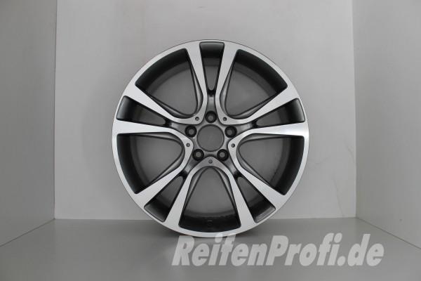 Original Mercedes W207 E-Klasse Einzelfelge A2074011902 19 Zoll PE311 388-B