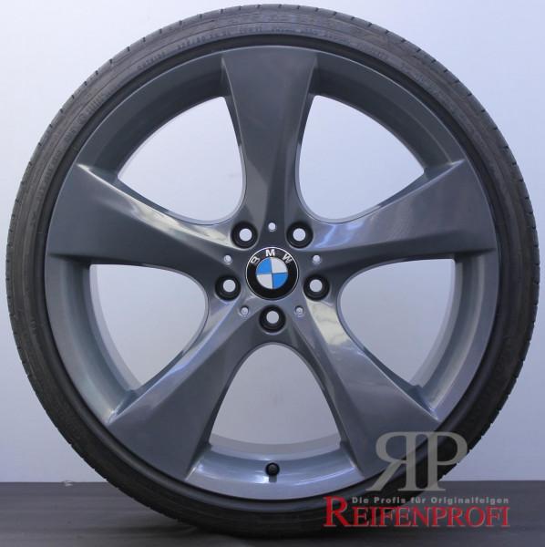 Original BMW 5er GT Serie F07 21 Zoll Sommerräder VA: 8,5J+245 & HA:10J+275 TG-P