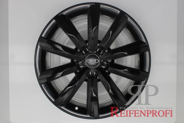 Original Audi Q5 8R S Line 8R0601025B 8R0601025AS Felgen Satz 19 Zoll 1342-B