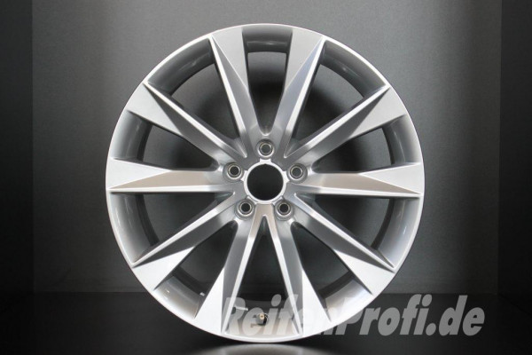Original Audi A7 S7 4G8 S Line 4G8601025AD Einzelfelge 19 Zoll 1255-C25