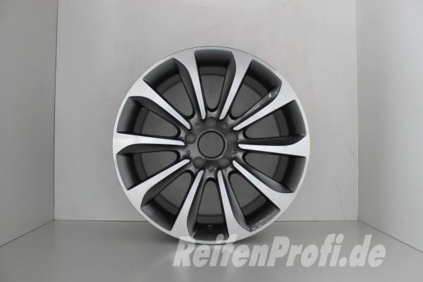 Original Mercedes CLS-Klasse W218 A2184010700 Einzelfelge 18 Zoll PE459 372-B